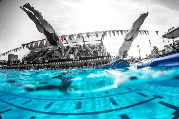 Qué pensamientos debe trabajar un psicólogo con un nadador