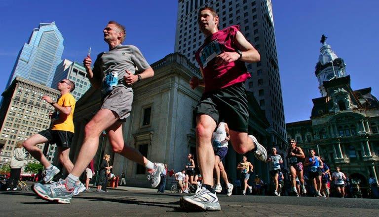 Viajar practicando running