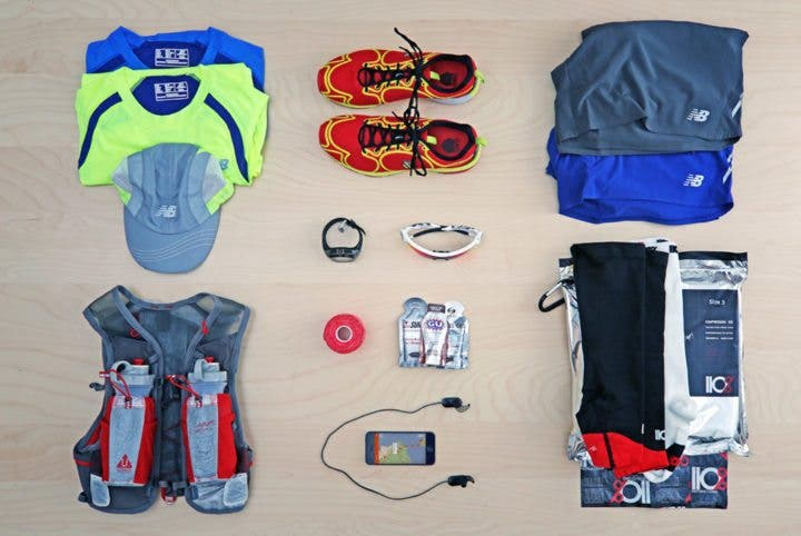 Ropa y equipos para running