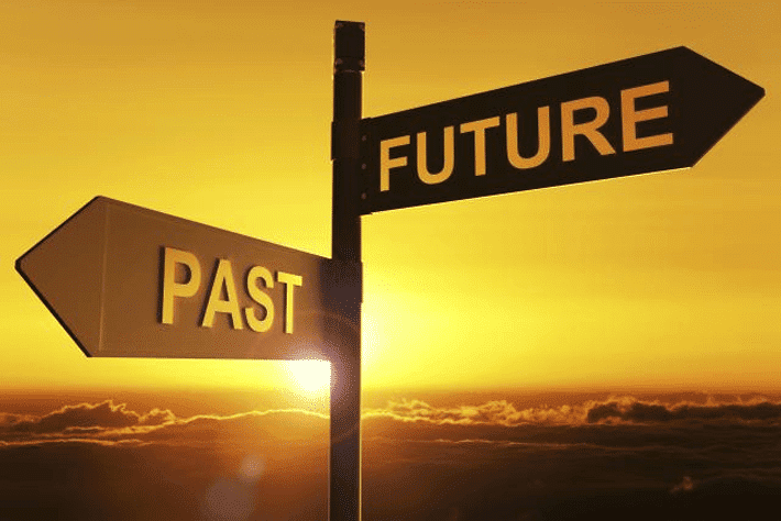 Cómo dejar de vivir en el pasado