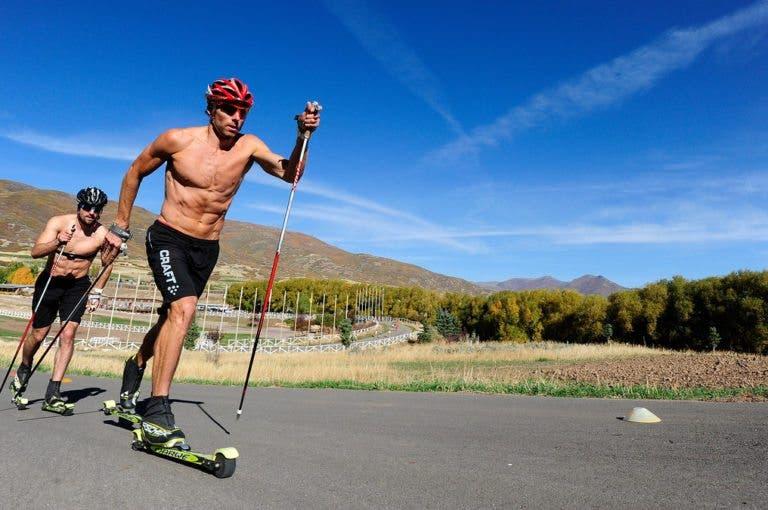 ¿cuál es el mejor método para mejorar esquiadores de fondo?