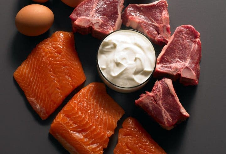 Los mejores alimentos para una dieta de definición