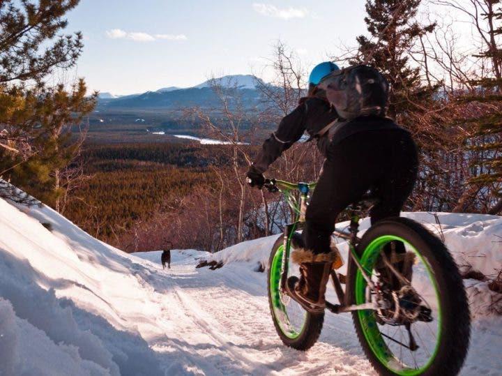 Beneficios de practicar ciclismo en invierno