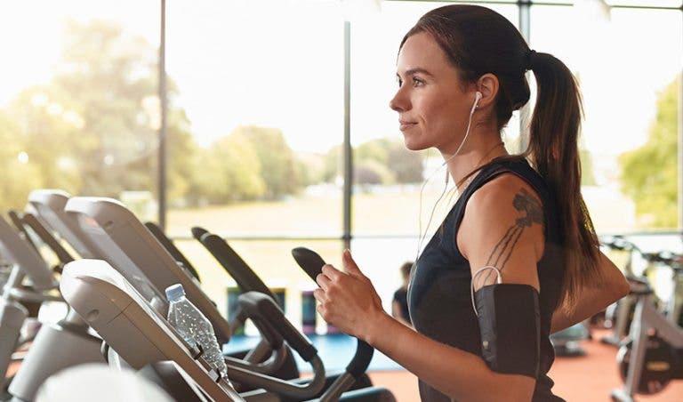 Cómo entrenar en la cinta de correr