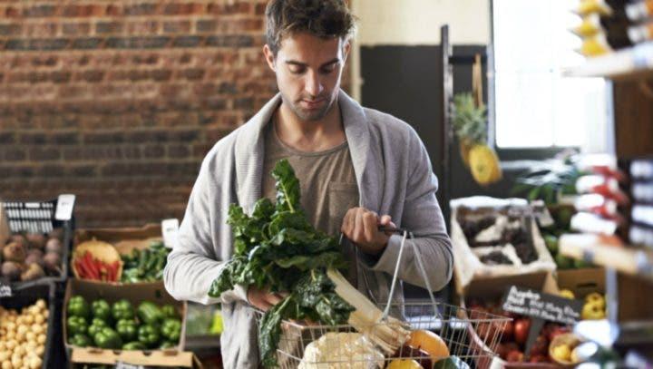 Plan de dieta de definición para hombres