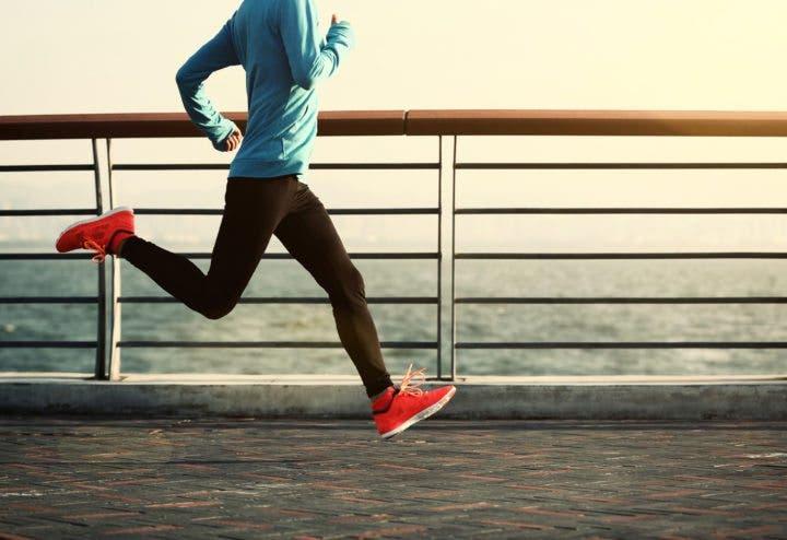Cómo disfrutar correr