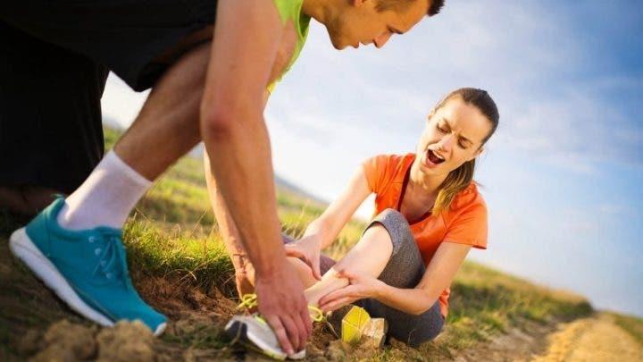 Lesiones típicas de runners en el pie