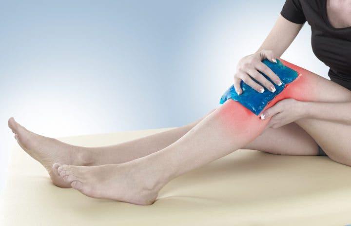 ¿Cuándo entrenar si se tiene un esguince de rodilla?