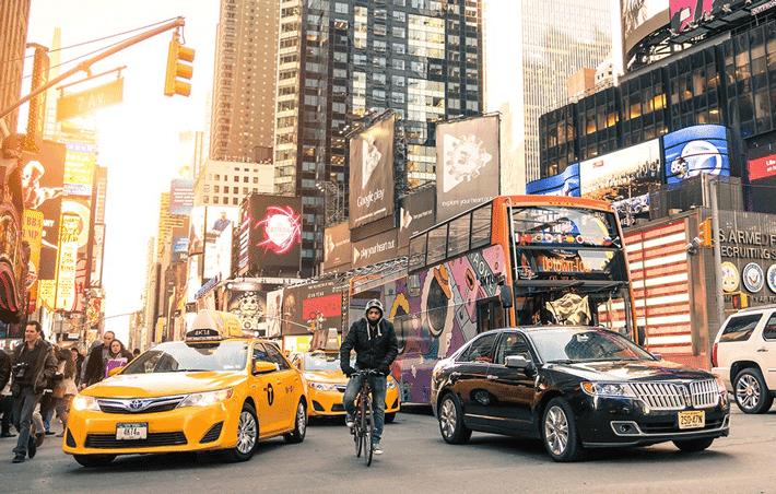Cómo combatir la exposición a la polución mientras montas en bicicleta