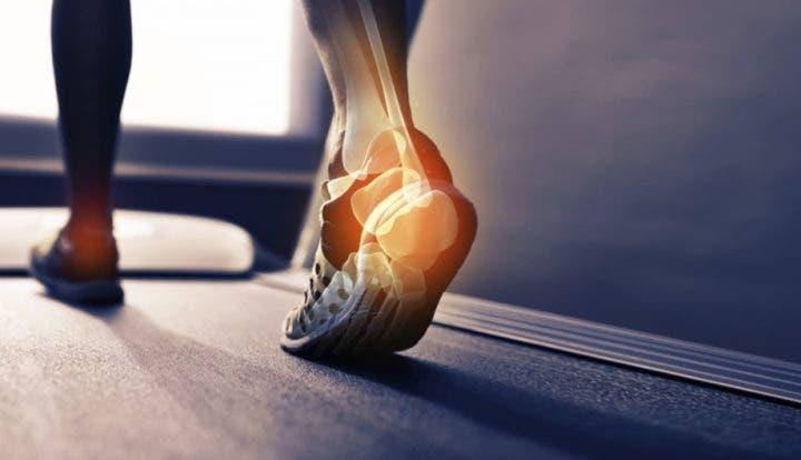 ¿Qué lesiones se pueden producir en la zona del pie?