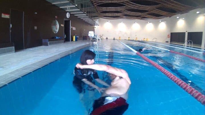 Lesiones de espalda y su recuperación a través de la natación