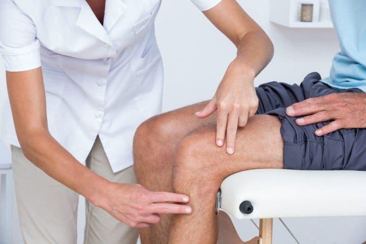 Lesiones en meniscos de rodillas