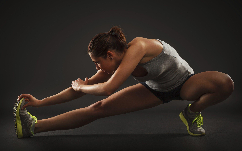 prueba de flexibilidad de la pantorrilla