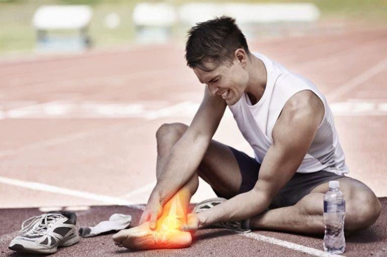 Las 5 peores lesiones de pie en runners