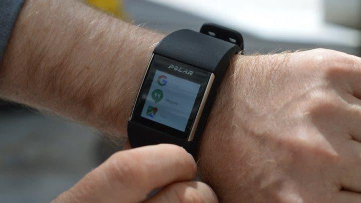 Polar M600, más que un smartwatch