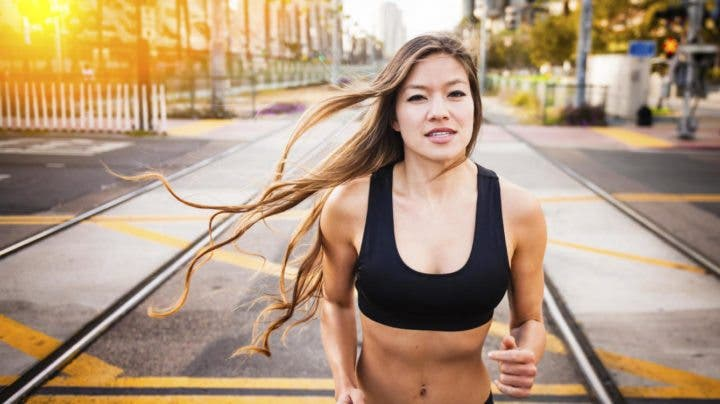 Hacer running en la ciudad