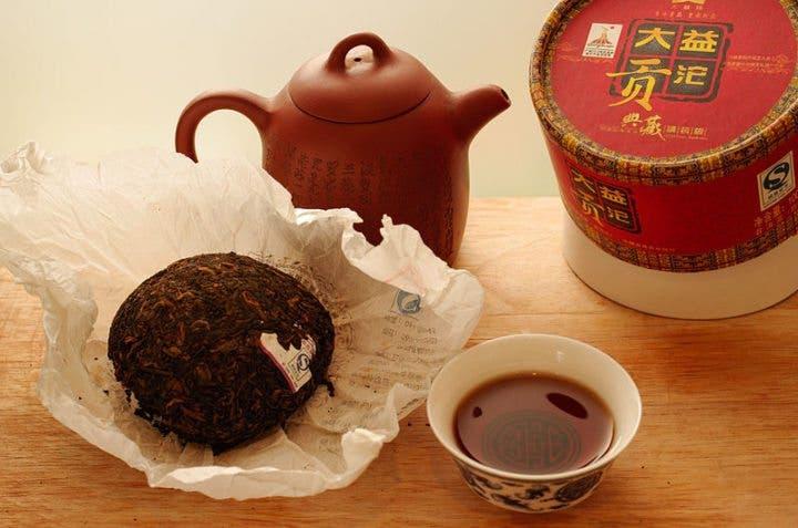 4 tés que te ayudaran a quemar más grasa