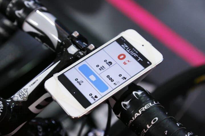 Apps que te ayudarán a practicar ciclismo indoor