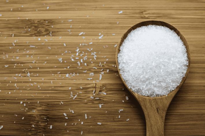 ¿Es bueno cocinar con glutamato de sodio?