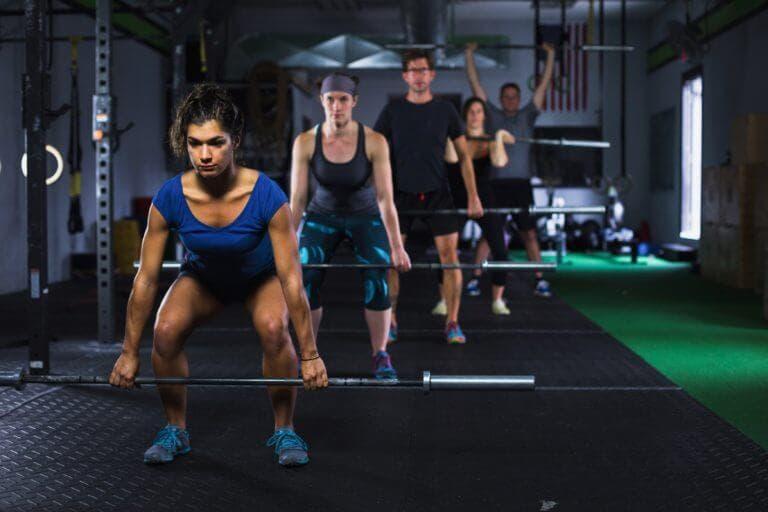 Ejercicios de CrossFit adaptados para todo el mundo