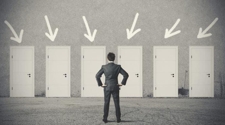 Importancia de tomar decisiones para tener éxito
