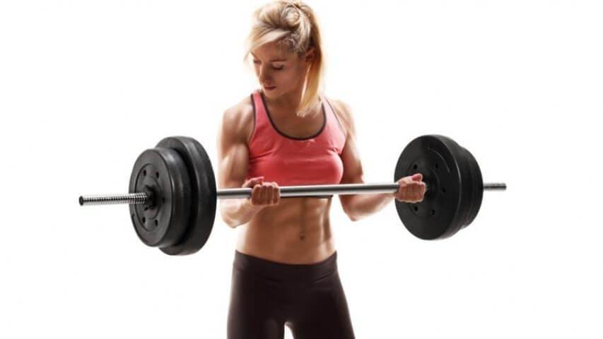 cuantas pesas debo hacer al dia