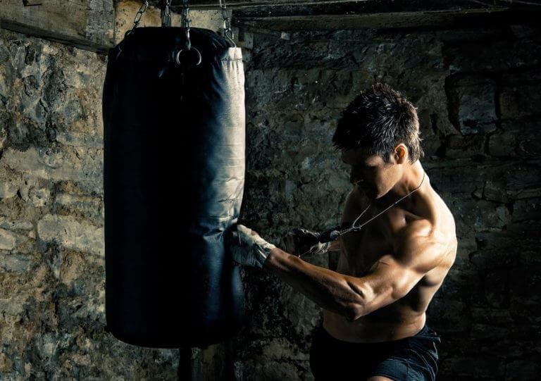 Condiciones físicas de un luchador de MMA