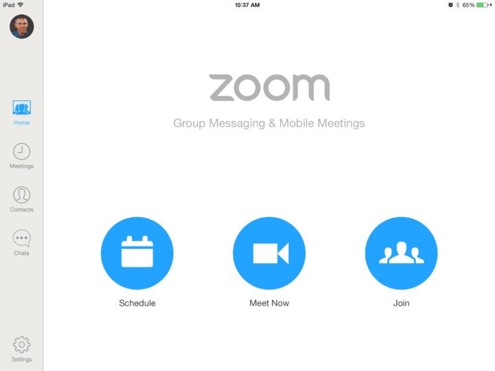 Qué App usar para hacer videoconferencias