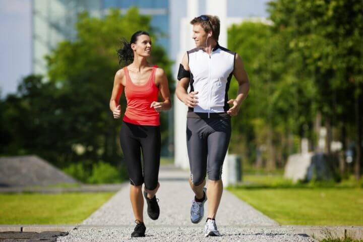 Beneficios del ejercicio frecuente