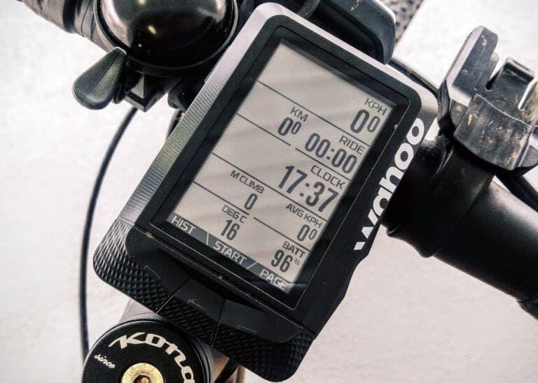 La mejor computadora GPS para ciclistas