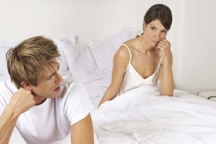 Alimentos que impiden una buena relación sexual