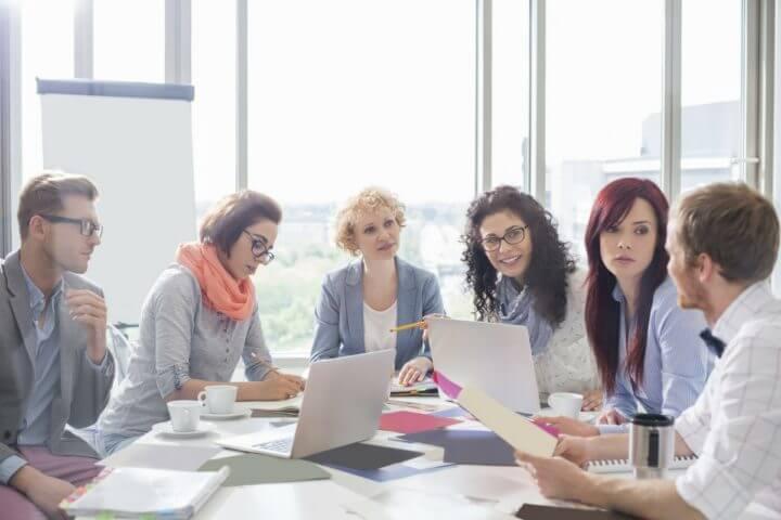 Cómo ser un líder en el grupo de trabajo