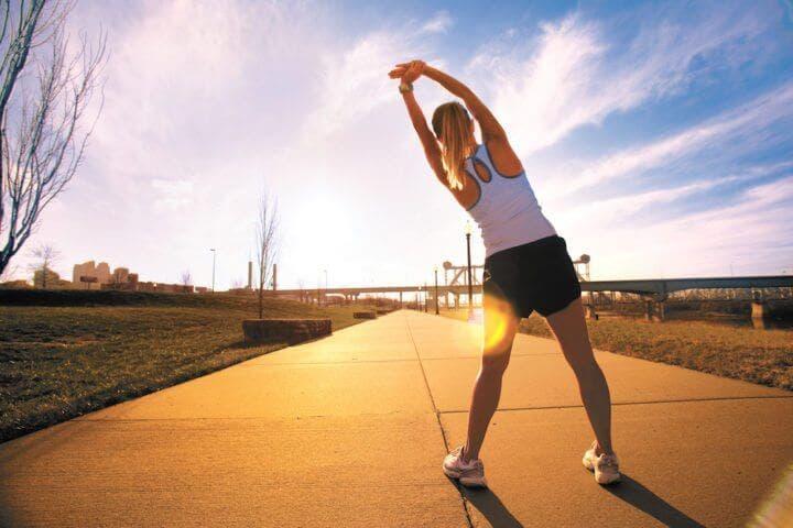 Hábitos por las mañanas y el entrenamiento