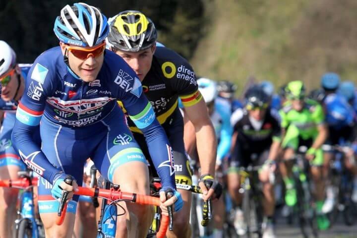 Recomendaciones para evitar errores en ciclismo en grupo