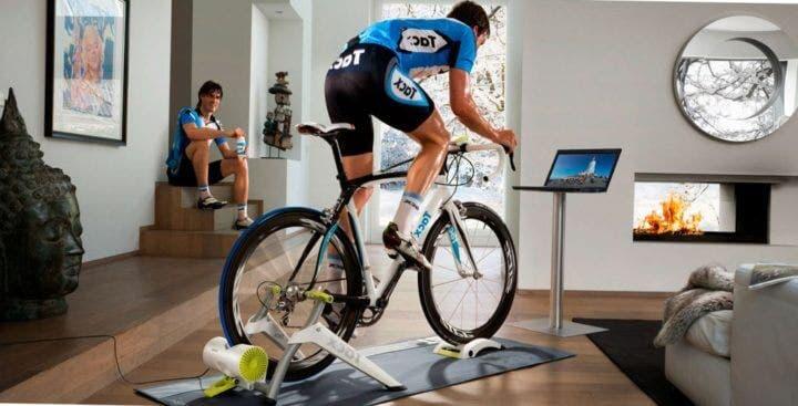 ¿Qué es un rodillo para bicicleta?