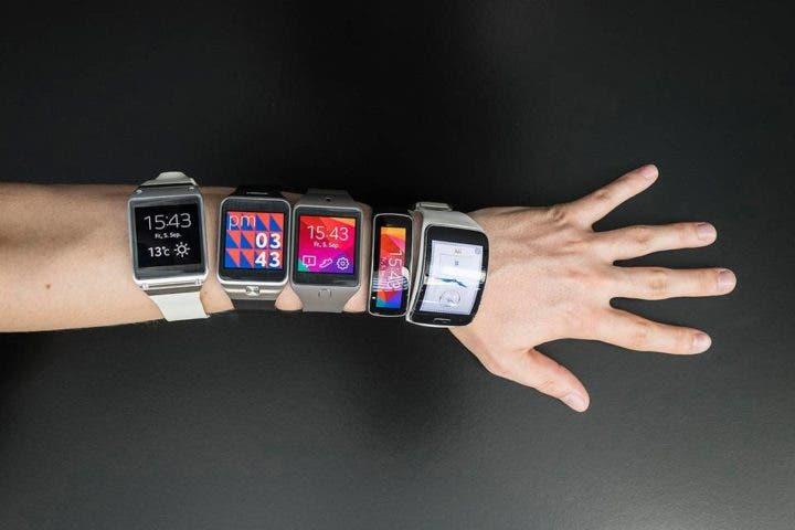 Los mejores smartwatches para ciclistas