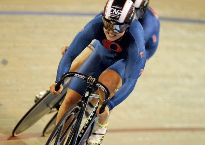 Entrenamiento con zonas de potencia en ciclismo