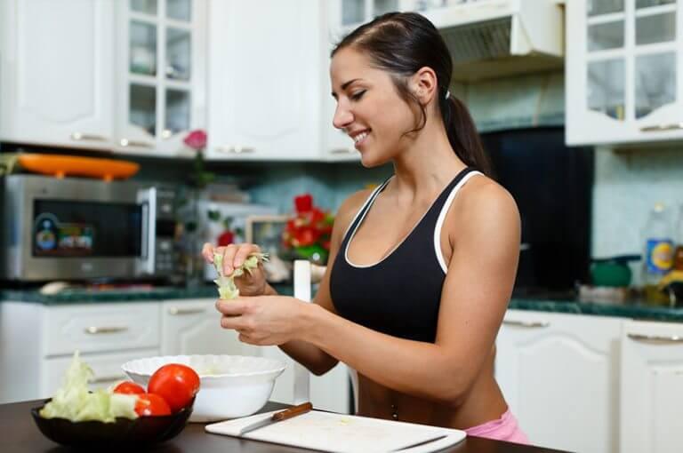 Cómo preparar la carga de carbohidratos antes de una carrera