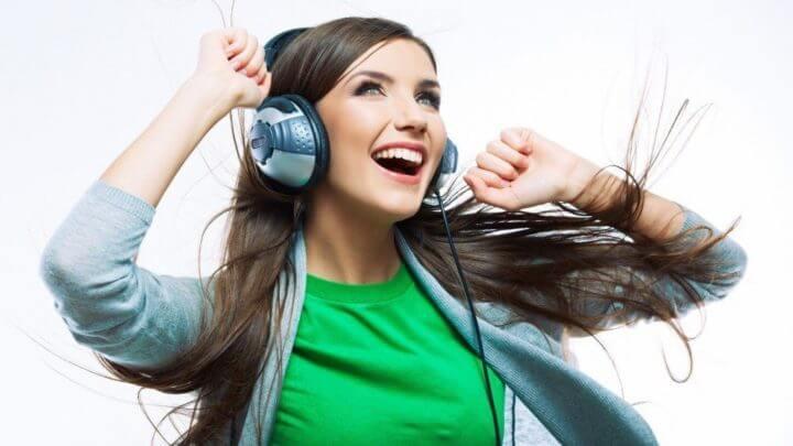 Ser feliz a través de la música