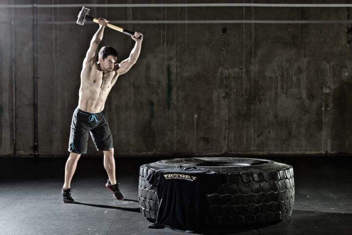 Crear un rutina de CrossFit personalizada