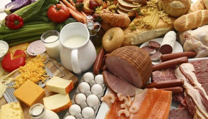 Cómo comer para aumentar de volumen muscular