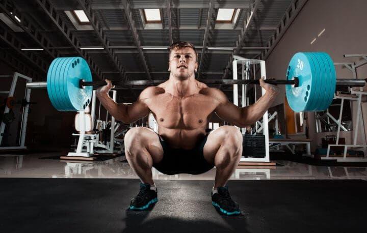 Ejercicios compuestos para aumentar de volumen muscular