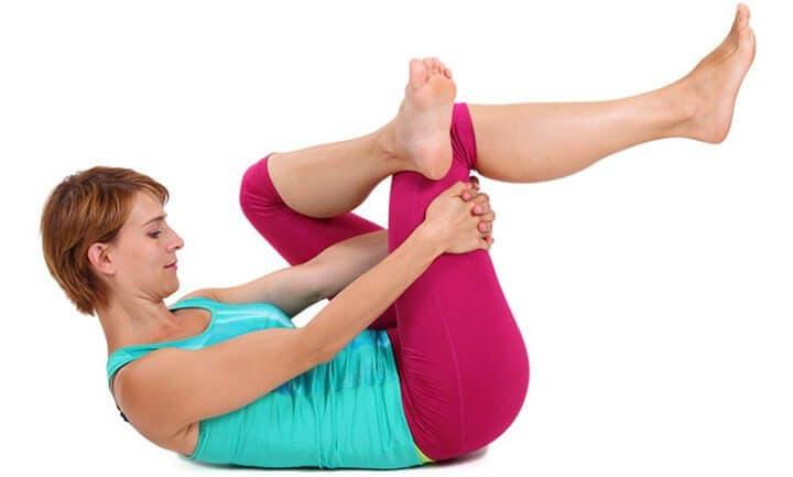Ejercicios para estirar los músculos tensos