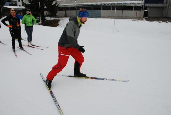 Planificación del entrenamiento en esquí de fondo