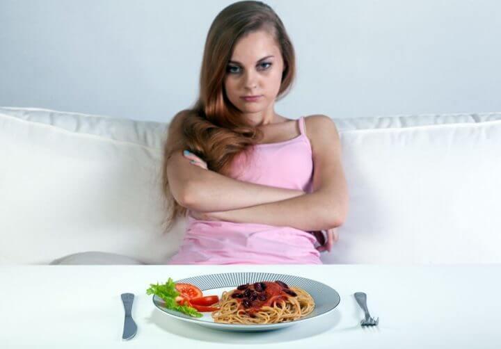 Errores de la dieta al entrar en definición