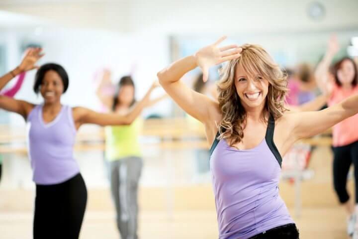 Beneficios de una rutina de baile