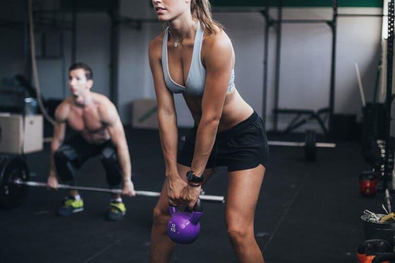 Crear una rutina de CrossFit
