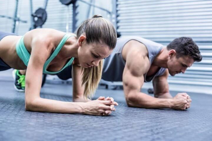 Rutinas de ejercicios contra el estrés