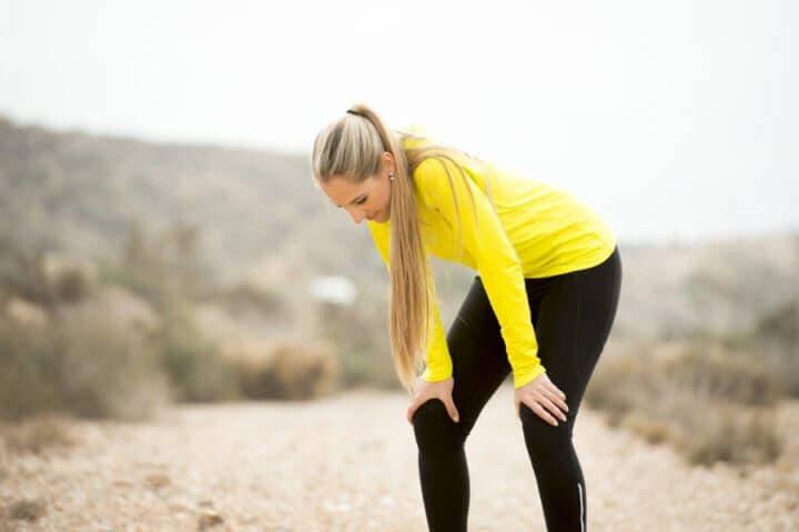 Señales del sobreentrenamiento en running