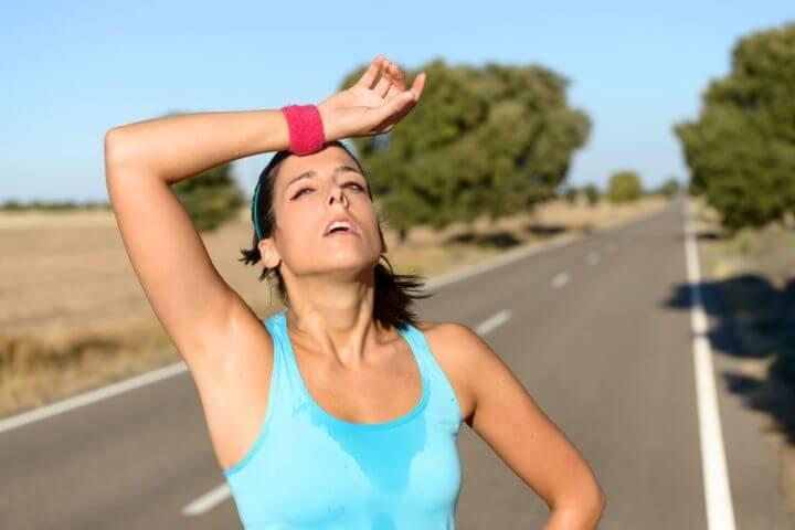 Signos del sobreentrenamiento en running
